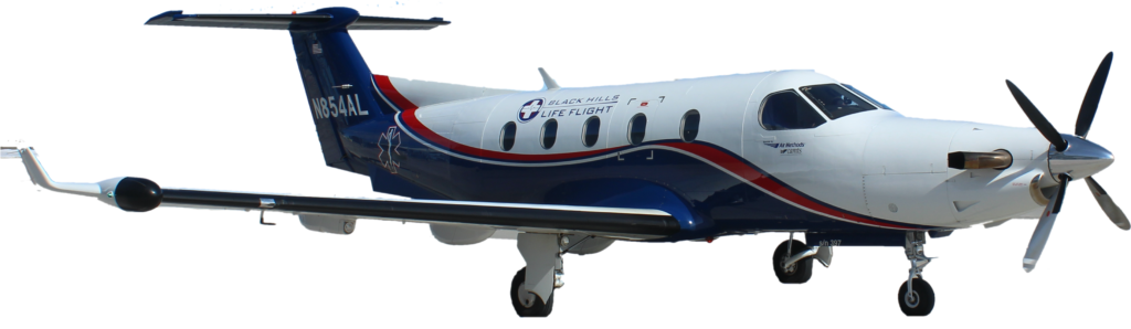 Fixed Wing Medical Service Aircraft